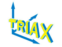 Triax logotipo